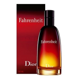 Perfume Hombre Christian Dior Fahrenheit Eau de Toilette EDT 100 ml