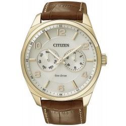 Reloj Hombre Citizen Metropolitan Eco-Drive AO9024-16A Multifunción