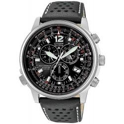 Comprar Reloj Hombre Citizen Crono Pilot Radiocontrolado Eco-Drive AS4020-36E
