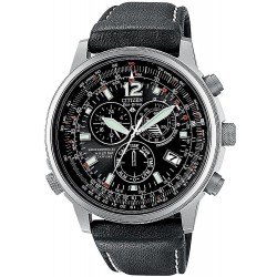 Comprar Reloj Hombre Citizen Crono Pilot Radiocontrolado Titanio AS4050-01E