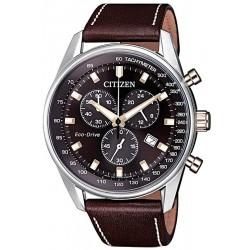 Comprar Reloj Hombre Citizen Crono Eco-Drive AT2396-19X