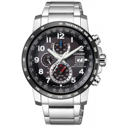 Comprar Reloj Hombre Citizen Radiocontrolado H800 Sport Eco-Drive AT8124-83E