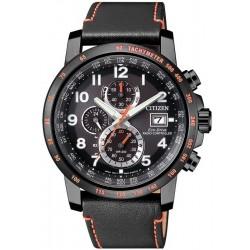 Reloj Hombre Citizen Radiocontrolado H800 Sport Eco-Drive AT8125-05E