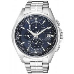 Comprar Reloj Hombre Citizen Radiocontrolado H800 Eco-Drive Titanio AT8130-56L