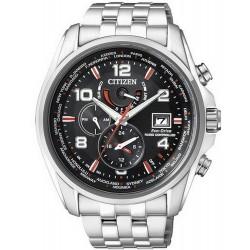Reloj Hombre Citizen Radiocontrolado H820 Eco-Drive AT9030-55F
