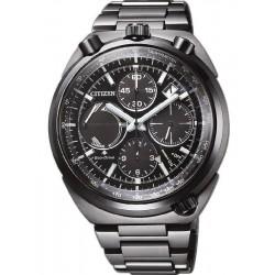 Comprar Reloj Hombre Citizen Bullhead Crono Eco-Drive AV0075-70E