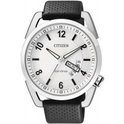 Reloj Hombre Citizen Metropolitan Eco-Drive AW0010-01A
