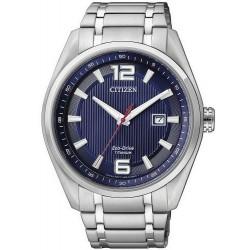 Comprar Reloj Hombre Citizen Super Titanium Eco-Drive AW1240-57M