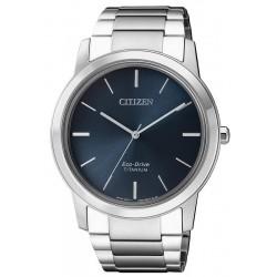 Reloj Hombre Citizen Super Titanium Eco-Drive AW2020-82L