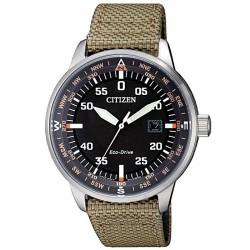 Comprar Reloj Hombre Citizen Aviator Eco-Drive BM7390-14E