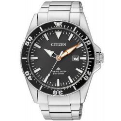 Reloj Hombre Citizen Promaster Diver's Eco-Drive 200M BN0100-51E