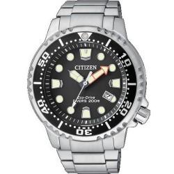 Reloj Hombre Citizen Promaster Diver's Eco-Drive 200M BN0150-61E