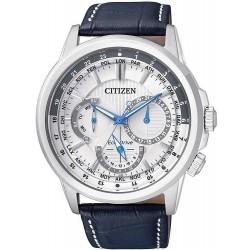 Reloj Hombre Citizen Calendrier Eco-Drive BU2020-11A Multifunción