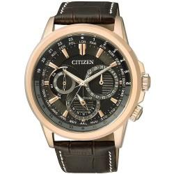 Reloj Hombre Citizen Calendrier Eco-Drive BU2023-12E Multifunción