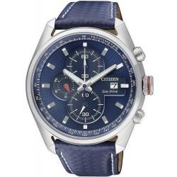 Reloj Hombre Citizen Crono Eco-Drive CA0360-07L
