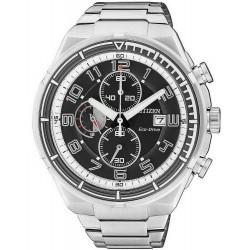 Reloj Hombre Citizen Crono Eco-Drive CA0490-52E