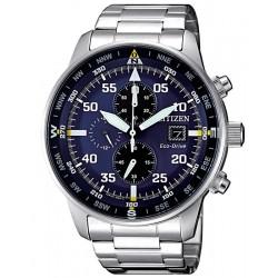 Comprar Reloj Hombre Citizen Aviator Crono Eco-Drive CA0690-88L