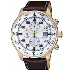 Reloj Hombre Citizen Crono Aviator Eco-Drive CA0693-12A