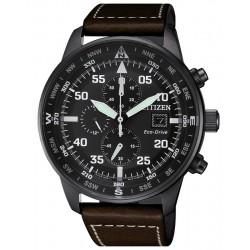 Comprar Reloj Hombre Citizen Aviator Crono Eco-Drive CA0695-17E