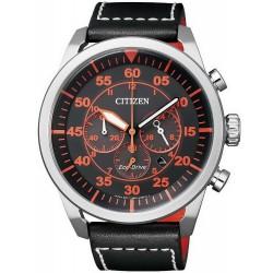 Comprar Reloj Hombre Citizen Crono Aviator Eco-Drive CA4210-08E