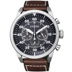 Reloj Hombre Citizen Crono Aviator Eco-Drive CA4210-16E