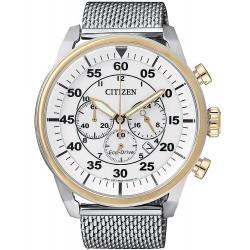 Comprar Reloj Hombre Citizen Crono Aviator Eco-Drive CA4214-58A