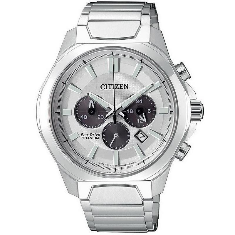 381117aaeaec Reloj Hombre Citizen Super Titanium Crono Eco-Drive CA4320-51A ...