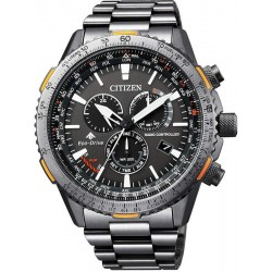 Comprar Reloj Hombre Citizen Radiocontrolado Crono Pilot CB5007-51H