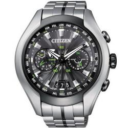 Comprar Reloj Hombre Citizen Satellite Wave-Air Eco-Drive Titanio CC1054-56E