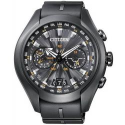 Comprar Reloj Hombre Citizen Satellite Wave-Air Eco-Drive Titanio CC1075-05E