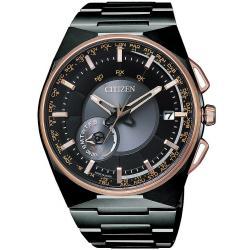 Comprar Reloj Hombre Citizen Satellite Wave F100 Eco-Drive Titanio CC2004-59E