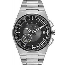 Comprar Reloj Hombre Citizen Satellite Wave F100 Eco-Drive Titanio CC2006-53E