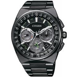 Comprar Reloj Hombre Citizen Satellite Wave GPS F900 Eco-Drive Titanio CC9004-51E