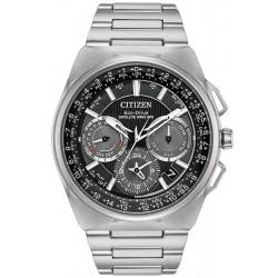 Comprar Reloj Hombre Citizen Satellite Wave F900 GPS Eco-Drive Titanio CC9008-84E