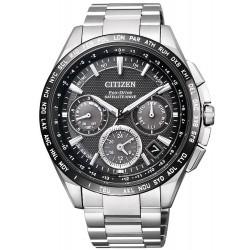 Comprar Reloj Hombre Citizen Satellite Wave GPS F900 Eco-Drive Titanio CC9015-54E