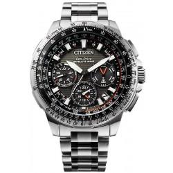 Comprar Reloj Hombre Citizen Satellite Wave GPS Promaster Titanio CC9020-54E