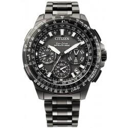 Comprar Reloj Hombre Citizen Satellite Wave GPS Promaster Titanio CC9025-51E