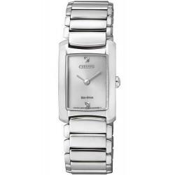 Comprar Reloj Citizen Mujer Lady Eco-Drive EG2970-53A Diamantes