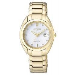 Comprar Reloj Citizen Mujer Lady Eco-Drive EM0313-54A Diamantes