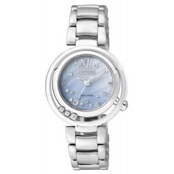 Comprar Reloj Citizen Mujer Lady Eco-Drive EM0321-56D Diamantes Madreperla