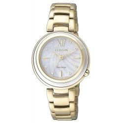 Comprar Reloj Citizen Mujer Lady Eco-Drive EM0336-59D Madreperla