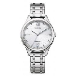 Comprar Reloj Citizen Mujer Lady Eco Drive EM0500-73A
