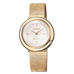 Comprar Reloj Citizen Mujer Ambiluna Eco-Drive EM0643-84X Diamante