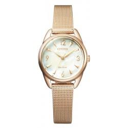 Comprar Reloj Citizen Mujer Lady Eco Drive EM0686-81D Madreperla