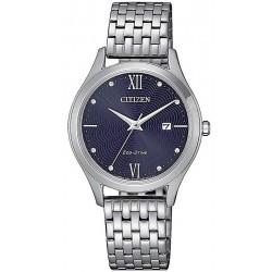 Reloj Citizen Mujer Lady Eco-Drive EW2530-87L