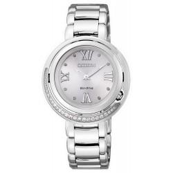Reloj Citizen Mujer Lady Eco-Drive EX1120-53X Diamantes