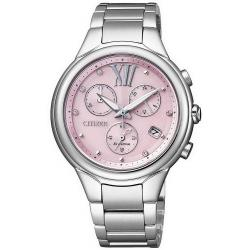 Reloj Citizen Mujer Crono Lady Eco-Drive FB1311-50W