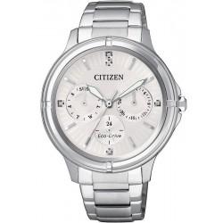 Comprar Reloj Citizen Mujer Lady Eco-Drive FD2030-51A Multifunción