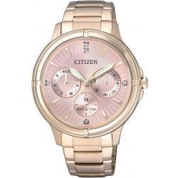 Comprar Reloj Citizen Mujer Lady Eco-Drive FD2033-52W Multifunción