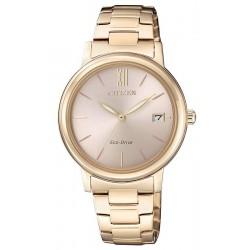 Comprar Reloj Citizen Mujer Lady Eco-Drive FE6093-87X